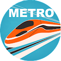 my Metro map app offline icon