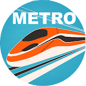 my Metro map app offline