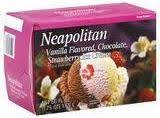 Neapolitan Treat Recipe