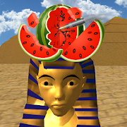 Watermelon Real Shooting Adventure - Fruit Game