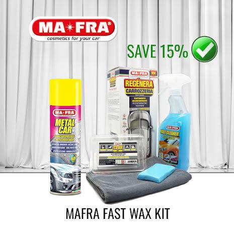 Mafra Fast Wax Kit
