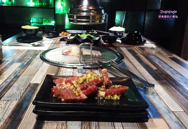 紅大福.韓式烤肉店。韓國人坐鎮的韓風烤肉,五花肉好好吃!(精明商圈)