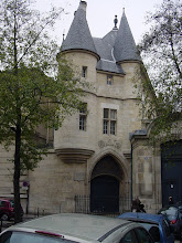 Photo: A brief detour to 58 Rue des Archives, to Olivier de Clisson's Portal, a gateway to a 14th century manor house of France's nobility, and restored in the 19th century.