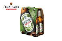 Angebot für Clausthaler Naturtrüb im Supermarkt