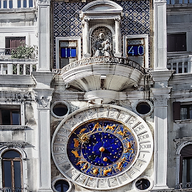 St Mark's Square by Doreen Rutherford - Buildings & Architecture Public & Historical