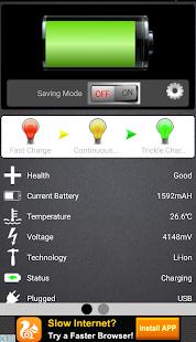 UW Battery Saver - náhled