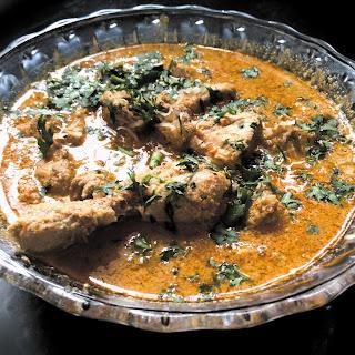 Spicy Malvani Chicken Curry.