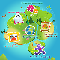 Discovery Learning Map - square
