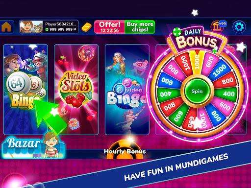 MundiGames - Slots, Bingo, Poker, Blackjack & more  screenshots 9