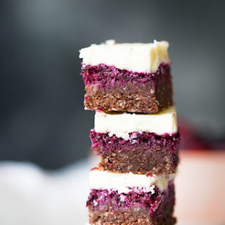 Chocolate Berry Slice Recipes