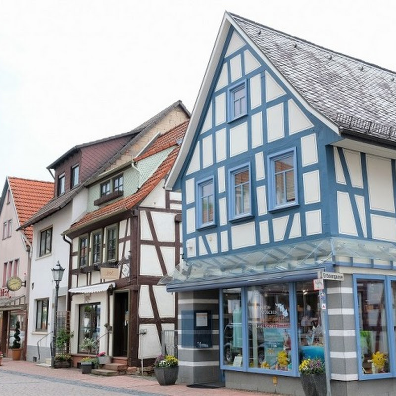 【世界の街角】グリム兄弟が少年時代を過ごした、ドイツ・メルヘン街道の町シュタイナウ