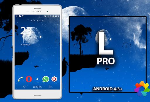 Theme Xperien Luna Pro
