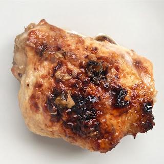 Easy Honeyed Chicken Thighs