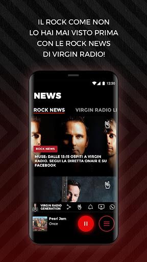 Virgin Radio Italy 5.1.4 screenshots 2