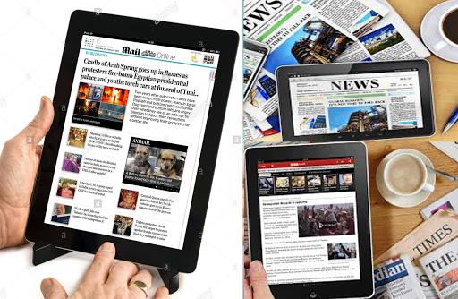 Ethiopia News - Ethiopia Newspaper App Report on Mobile Action - App