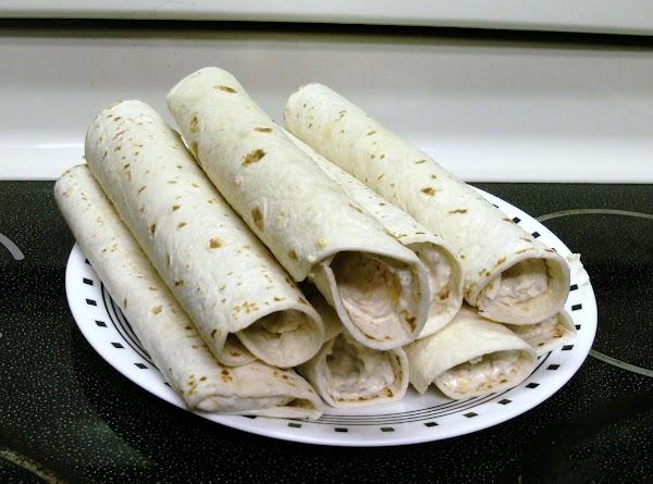 Corned Beef Tortilla Rollups - Stephanie Recipe