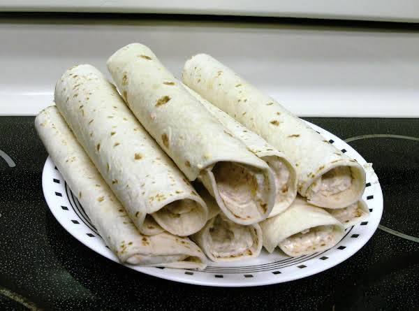 Corned Beef Tortilla Rollups - Stephanie Recipe