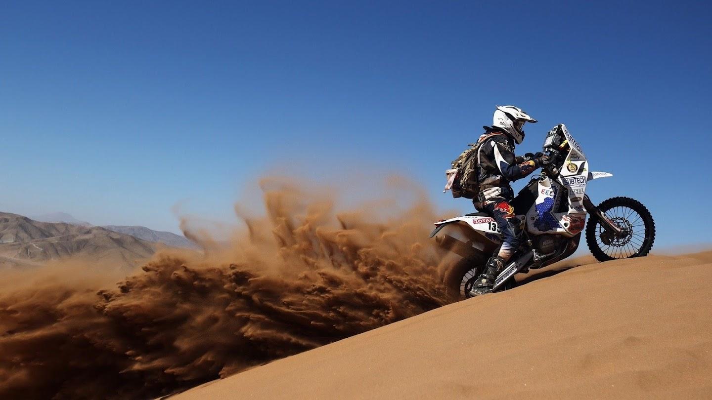 Watch The Dakar Rally live