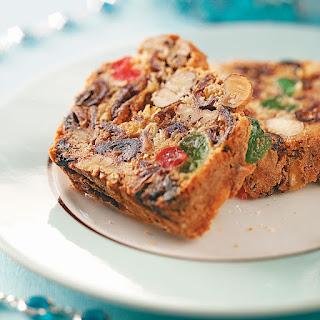 Jeweled Fruitcake.