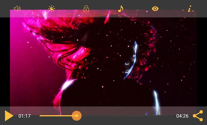 android Video Player HD : MP4/FLV/3GP Screenshot 3