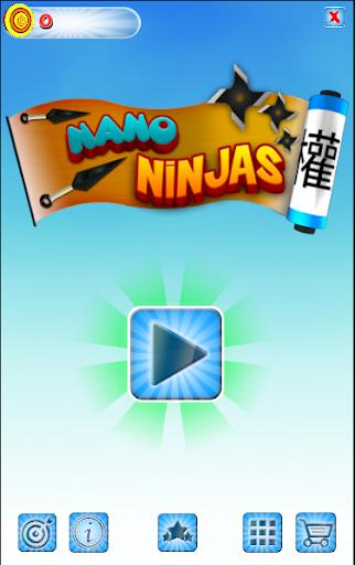 Subway Nano Ninja Rush