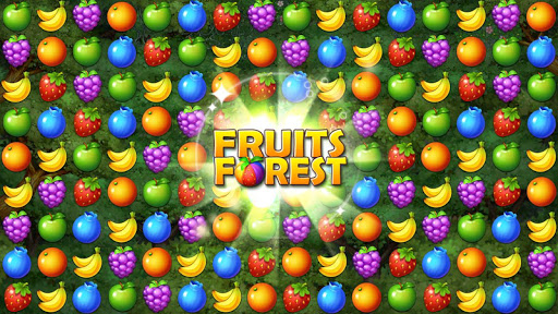 Fruits Forest : Rainbow Apple apkslow screenshots 1