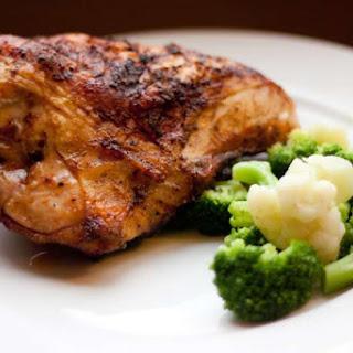 Grilled Split Chicken Breasts.
