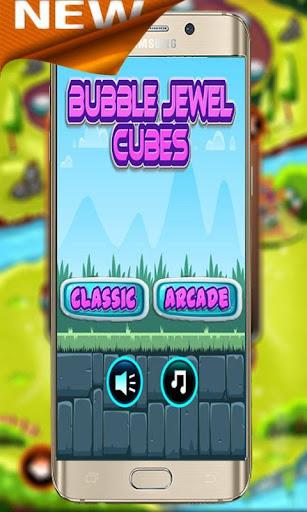 Bubble Jewel Cubes 1.1.0 screenshots 1