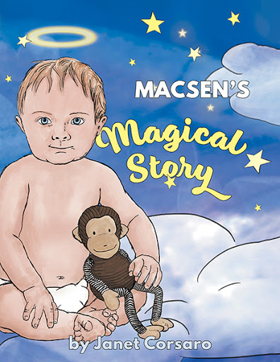 Macsen's Magical Story cover