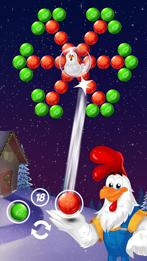 Farm Bubbles - Bubble Shooter Puzzle Game for Android apk 3