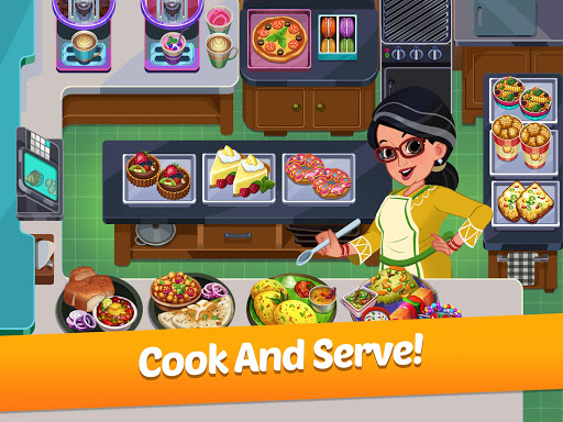 Cooking Empire With Chef Sanjeev Kapoor apkpoly screenshots 9