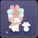 [マイメロディ]リズメロ ウィンター ライブ壁紙 icon