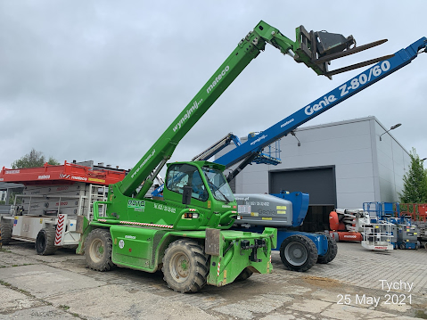 Picture of a MERLO ROTO 38.16 S