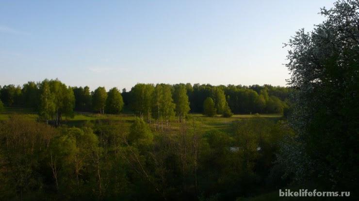 отдых у реки Держа