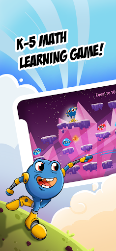 monster math 2: fun math games. kids grade k-5 screenshot 1