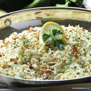 Cauliflower Rice Pilaf Recipes