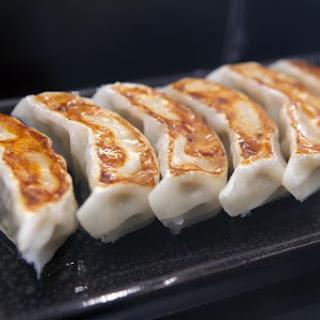 Chinese Pan-fried Dumplings.