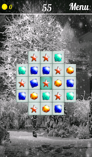 Match 3 - Winter Wonderland screenshot 7