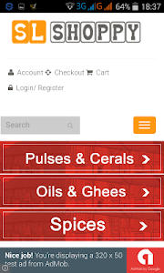 Slshoppy-Online Grocery screenshot 2