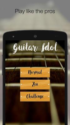 Justin Bieber - Guitar Idol - screenshot