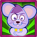 Cat and Mouse game icon