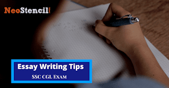 5 Tips for Essay Writing in SSC CGL Exam