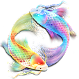 Colorful Dreamy Koi Fish Gravity Theme file APK for Gaming PC/PS3/PS4 Smart TV