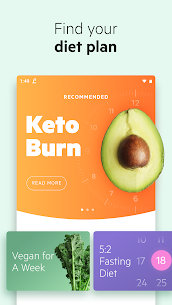 Lifesum Premium Apk – Calorie Counter & Food Diary (Cracked) 1
