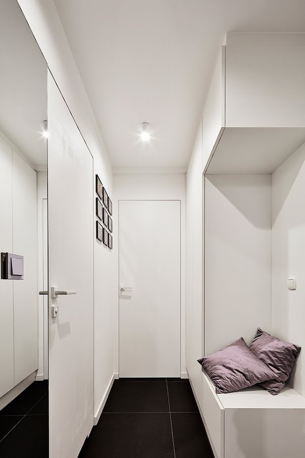 ấm áp với căn hộ 40m2 5