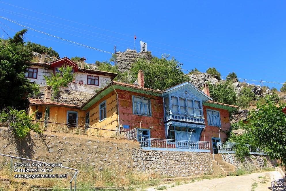 Cevizli Köyü - Kagrai