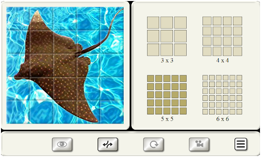 Tile Puzzle - Different Topics- screenshot thumbnail