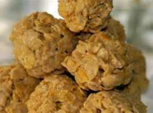 No-bake Cornflake Cookies Recipe