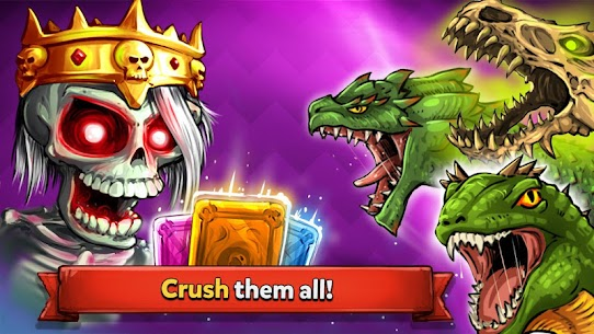 Card Crushers – Deck building CCG 5