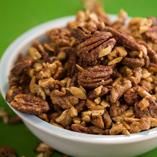 Damaris Phillips' Spiced Snack Nuts
